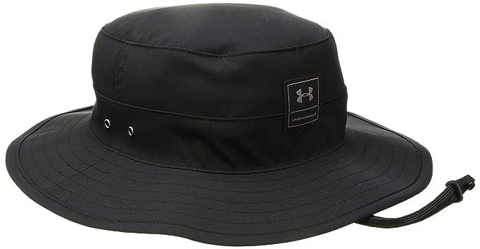 comment chercher officiel de vente chaude grande variété de modèles Under Armour 2017 hommes UA TRAIN chapeau bob - Noir, One ...