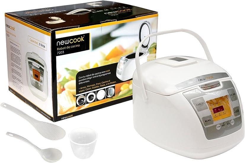 Newlux Robot Newcook: Amazon.es: Hogar