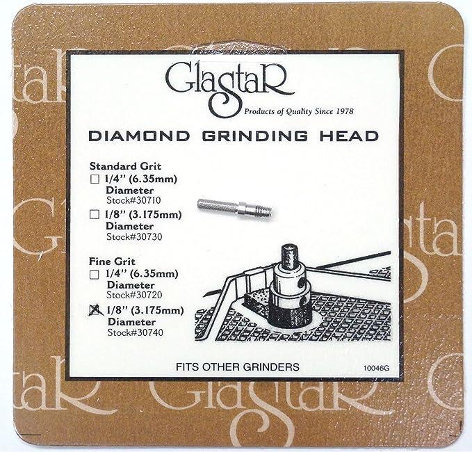 Glastar 3//4 Inch Fine Grinder Bit