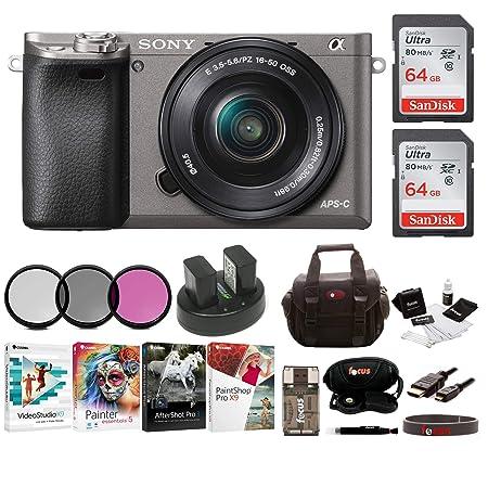 Review Sony Alpha a6000 Camera