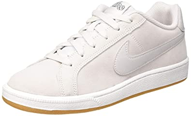 Mens NIKE COURT ROYALE SUEDE Black Trainers 819802 008