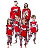 Family Matching Christmas Pajamas Mama/Little/Papa
