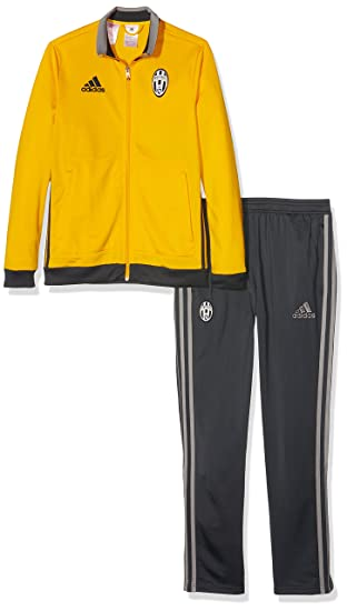 many fashionable san francisco new design adidas Kinder Juventus Turin Trainingsanzug, Collegiate Gold ...