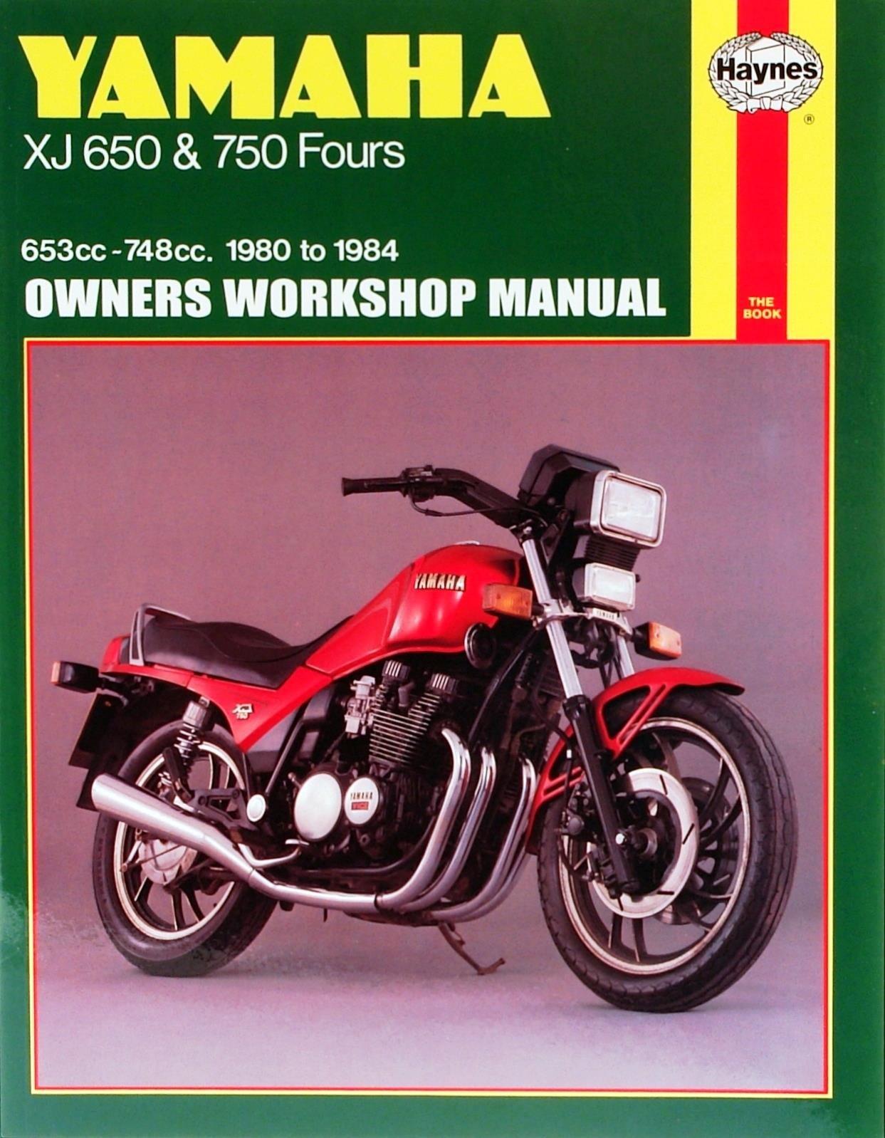 80-83 YAMAHA XJ650: Haynes Repair Manual: 0038345007385: Amazon.com: Books