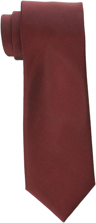 Calvin Klein Men's X Liquid Luxe Solid Tie PVH Neckwear Inc. KX104201