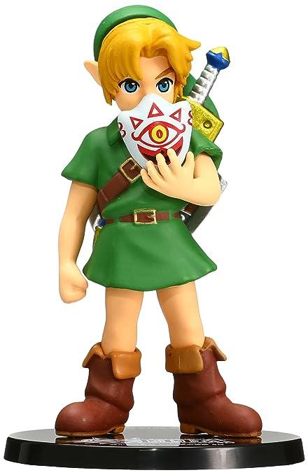 Medicom Nintendo serie de: la leyenda de la máscara de Majora de Legend of Zelda: Link UDF ultra detail figure: Amazon.es: Juguetes y juegos