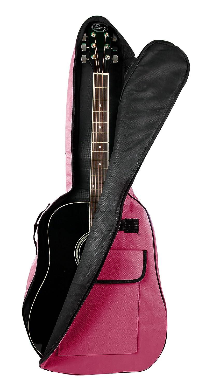 Bray Full Size Woodland Camouflage Guitar Cover Case Padded Gigbag For Yamaha F370, Yamaha F310, RayGar, Hapilife, Lindo 933C & LDG-46 Acoustic Guitars (Max. 41') Lindo 933C & LDG-46 Acoustic Guitars (Max. 41) Bray Music