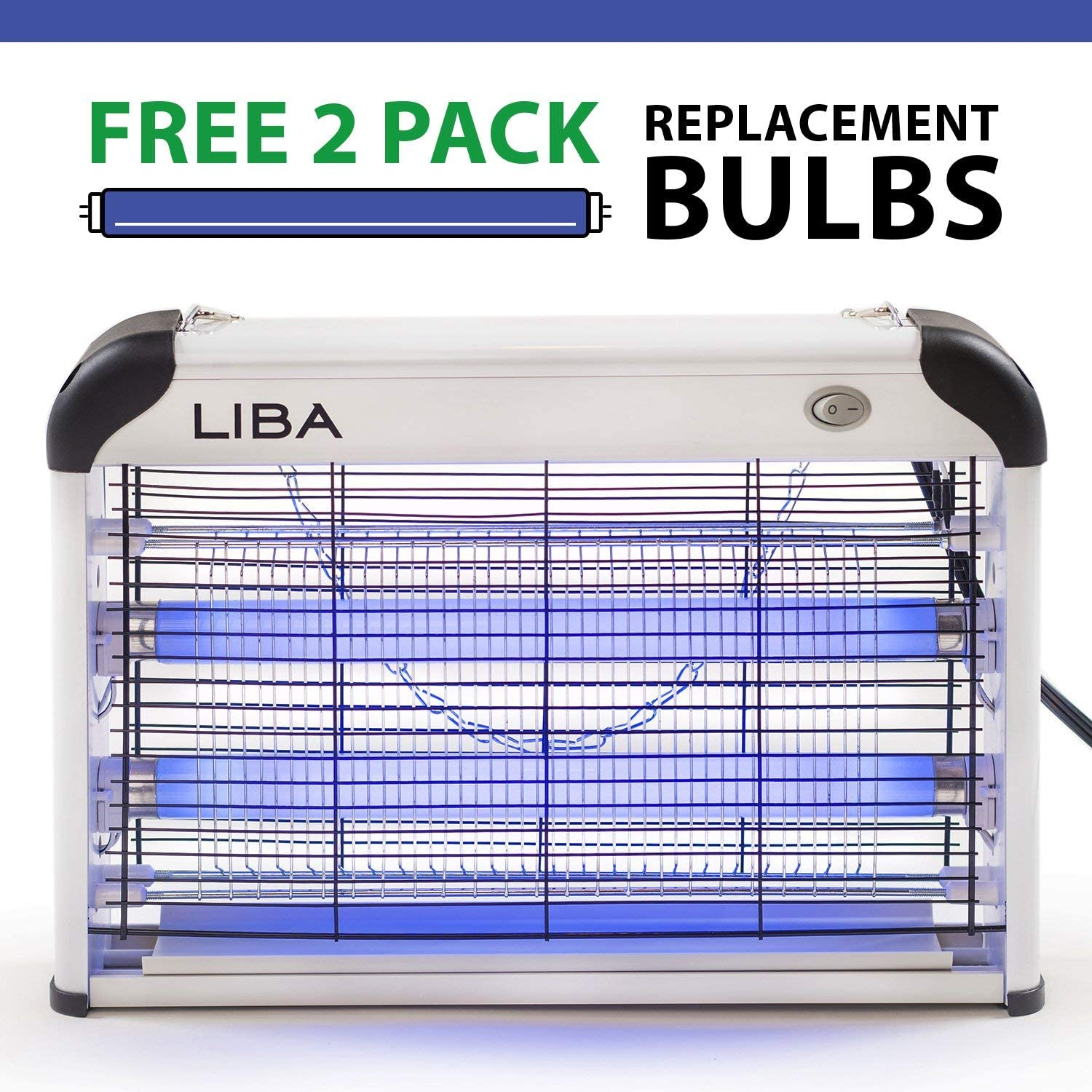 1W ELECTRONIC INSECT KILLER CAMPING OUTDOOR TRAP CATCHER BUG MOSQUITO NEW
