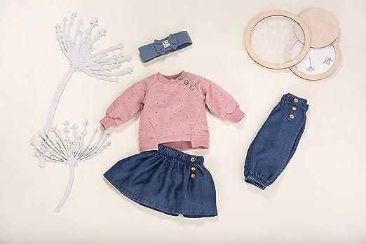 Pinokio Tiny Flowers 3//4 Leggings M/ädchen Baby Kinder Hose Beige mit Blumen Sommer Baumwolle Capri 62-104 cm