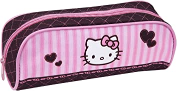 Undercover - Estuche Escolar Hello Kitty: Amazon.es: Equipaje