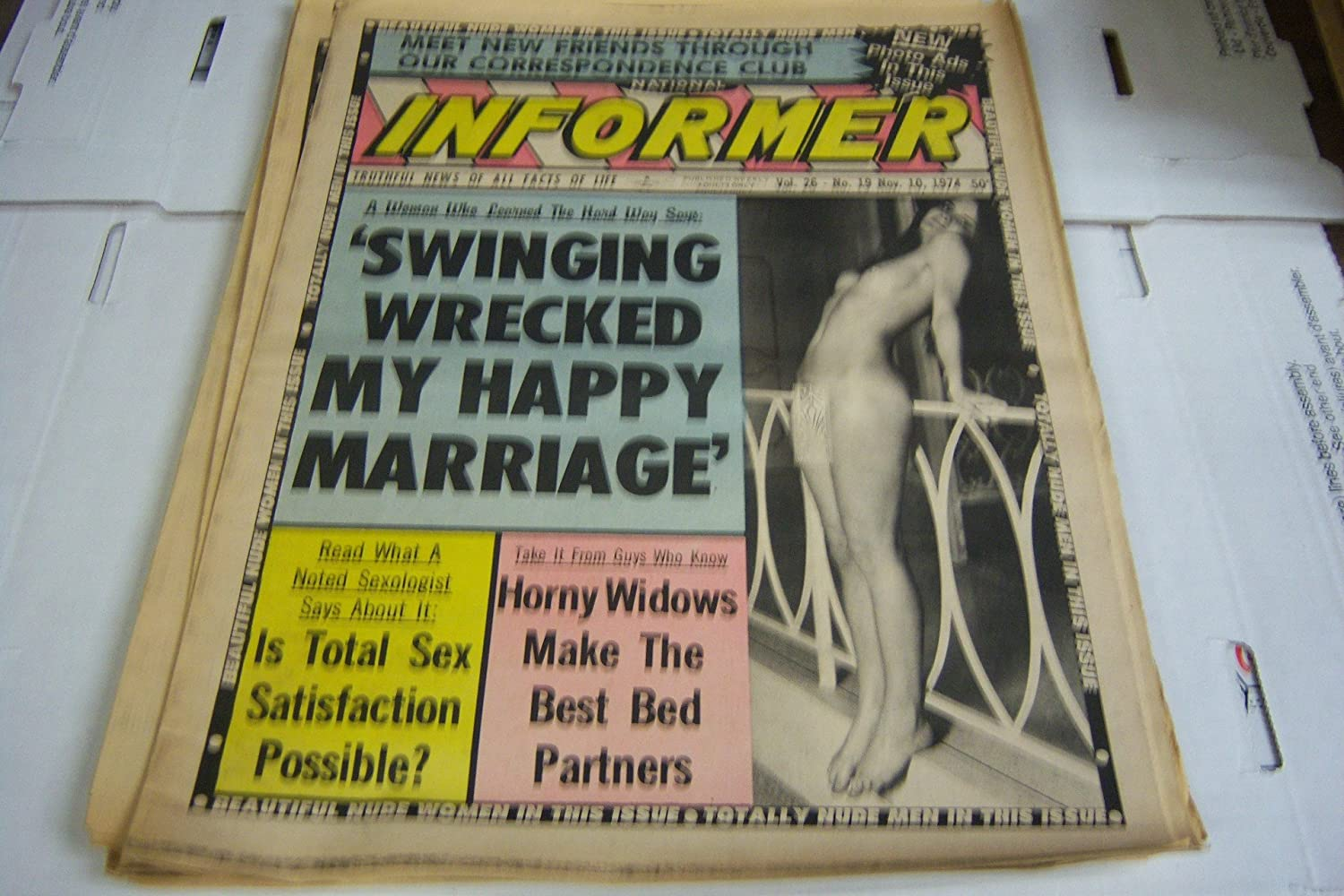 Can swinging help my marriage