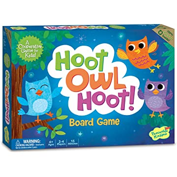 Peaceable Kingdom's Hoot Owl Hoot