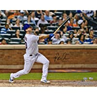 """$199 » Pete Alonso New York Mets Autographed 16"""" x 20"""" MLB Rookie Record Home Run #53 Photograph - Fanatics Authentic Certified"""