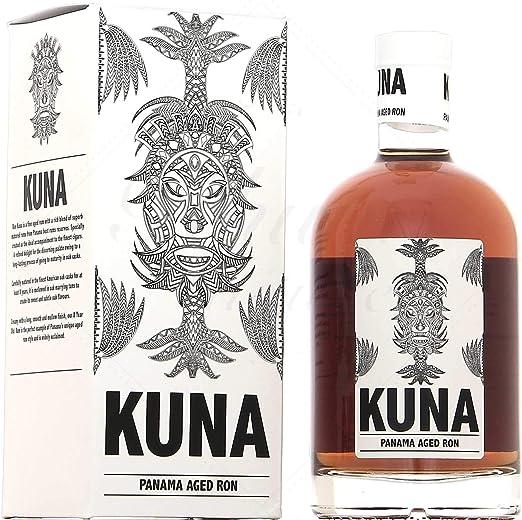 Rhum Kuna - Panama aged ron 40° 70cl: Amazon.es: Alimentación ...