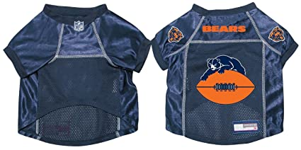 premium selection 1dc62 42978 Chicago Bears Pet Dog Football Jersey Alternate SMALL