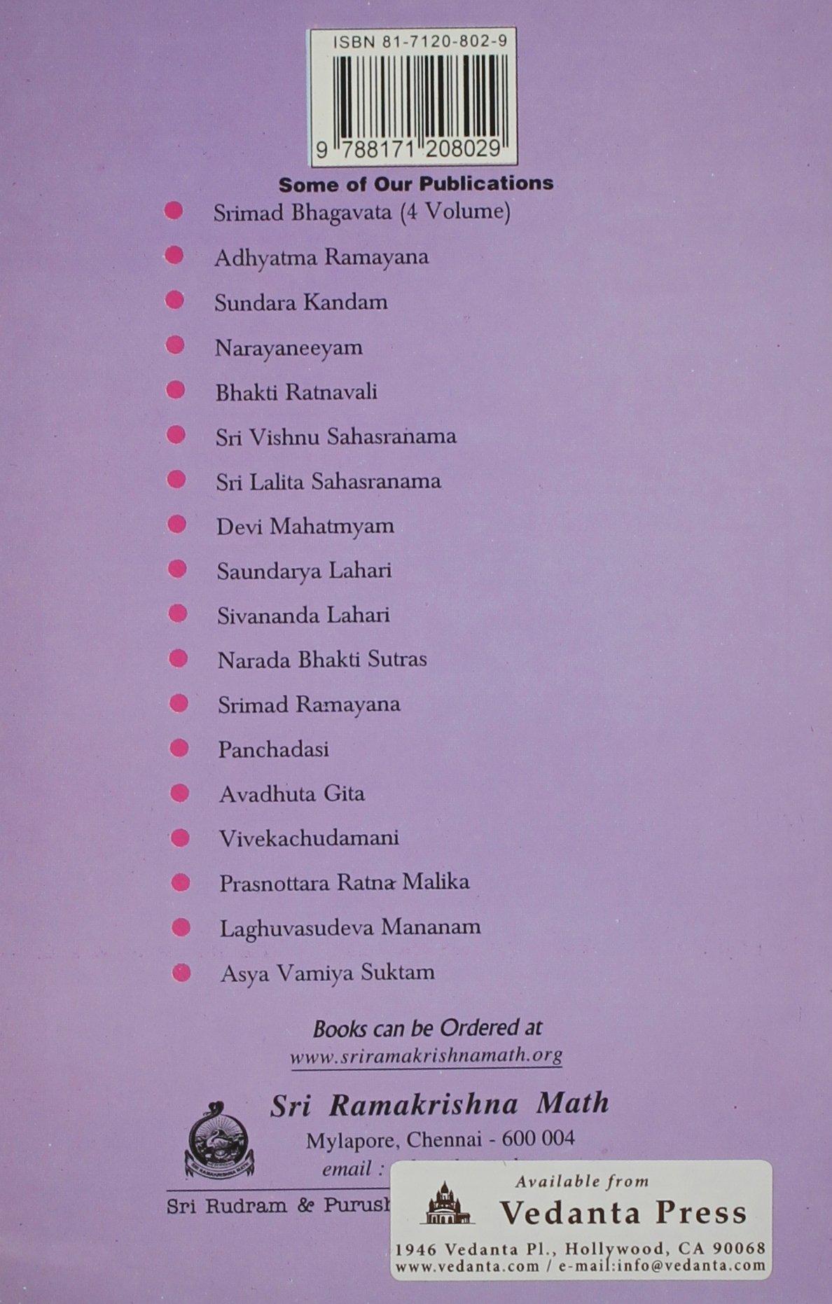 Buy sri rudram purushasuktam book online at low prices in india buy sri rudram purushasuktam book online at low prices in india sri rudram purushasuktam reviews ratings amazon fandeluxe Images