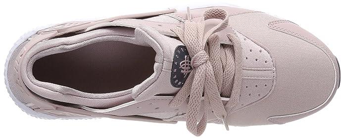 Amazon.com | Nike Huarache Run Big Kids Shoes Particle Rose 654280-603 (4 M US) | Running