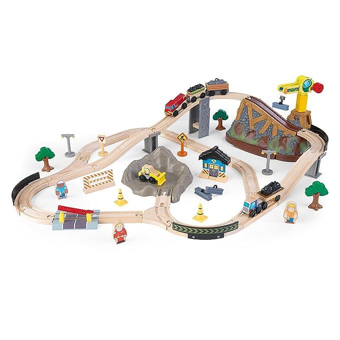 Kidkraft Madera Niños Tren Para Circuito De Juguete 17805 EDYH29WI
