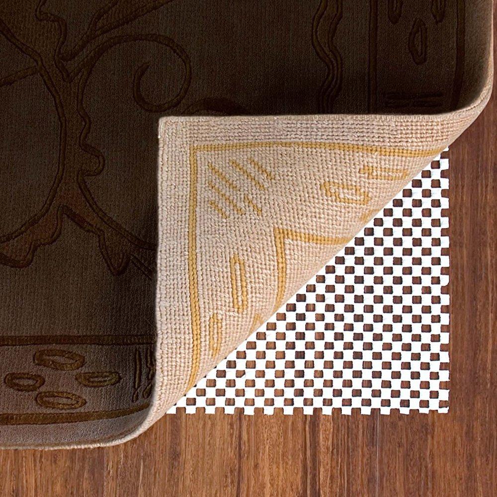 WATTA Under Cushion Non-Slip Underlay and Area Rug Pad,Mattress Rug Gripper Fit fof Sofas,Couches,Outdoor Furniture,Carpet,Mattress, Set of 3-24x 24 - Warm White