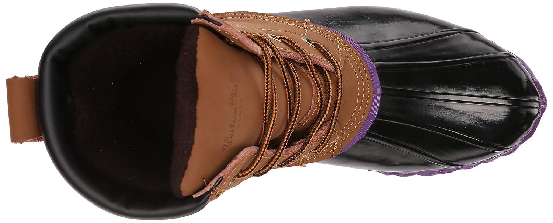 Western Chief Women Waterproof Four-Eye Lace-up Duck up B00VSS1N2C 11 B(M) US|Purple