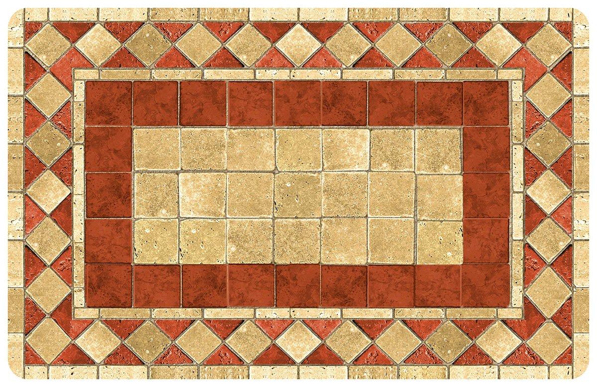 Amazon.com: Bungalow Flooring 2 by 3-Feet Surfaces Floor Mat ...