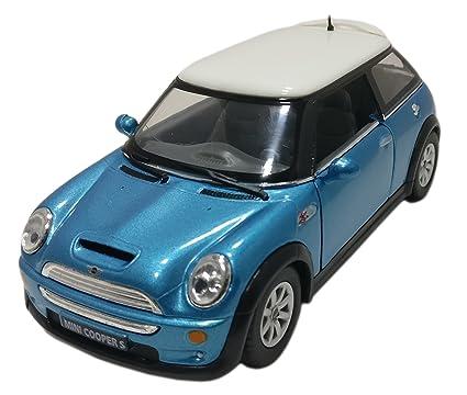 Buy Kinsmart Mini Cooper S 128 Scale Diecast Car Multi Color