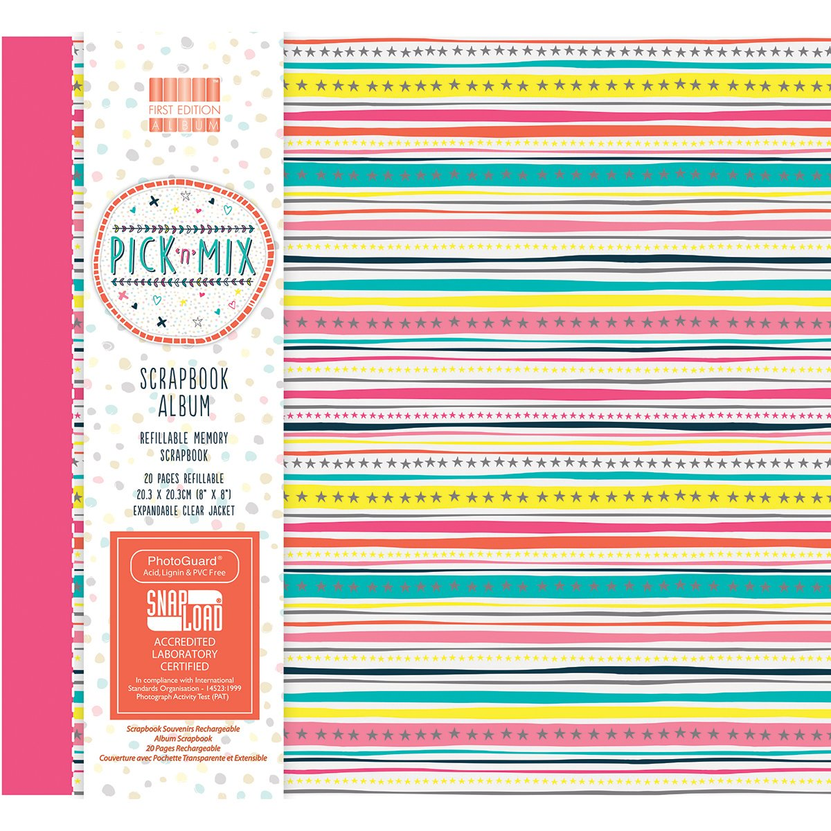 First Edition Pick-n-Mix Premium Paper Pad 6