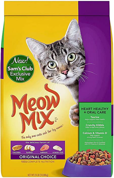 Top 9 Meow Mix Original Choice Cat Food 30 Lbs