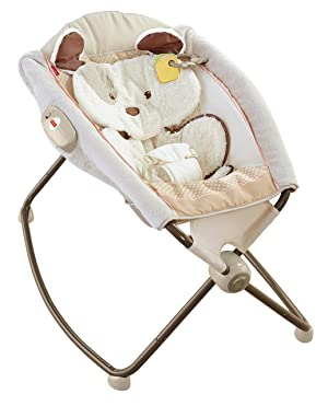 Fisher-Price My Little Snugapuppy DeluxeNewborn Rock 'N Play Sleeper
