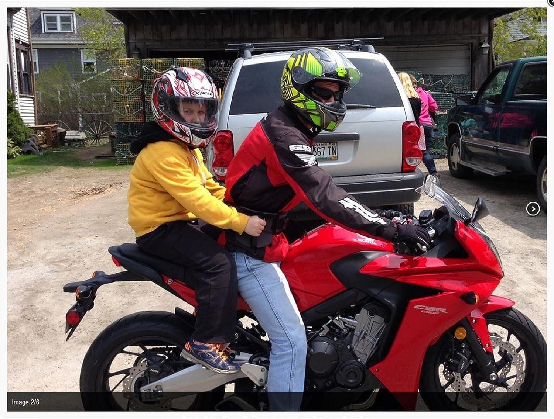 RBI 2 Handle Passenger Hold On Belt Motorcycle ATV Snowmobile Jet ski size Large Riding Belt