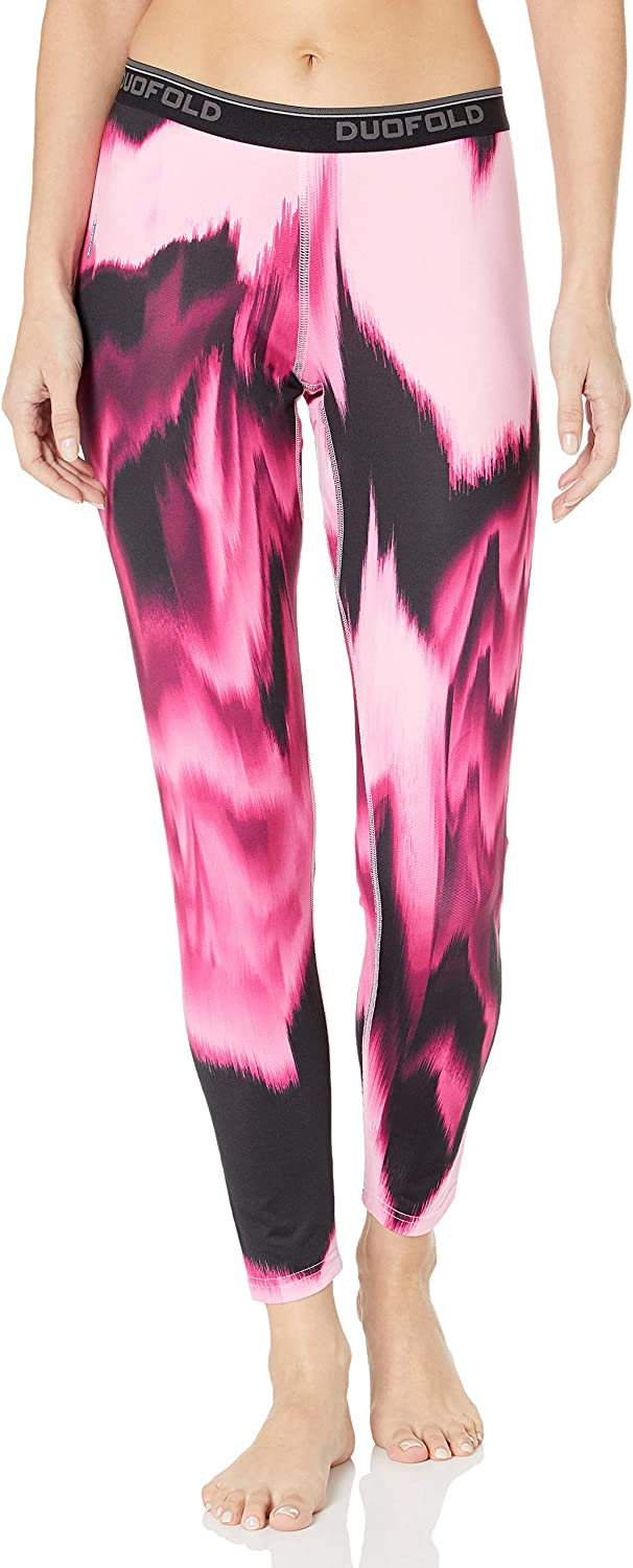 Duofold Womens Light Weight Thermatrix Performance Thermal Legging