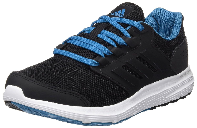 Adidas Galaxy 4 - Zapatillas de Entrenamiento Mujer 39 1/3 EU|Negro (Core Black/Utility Black /Mystery Petrol )