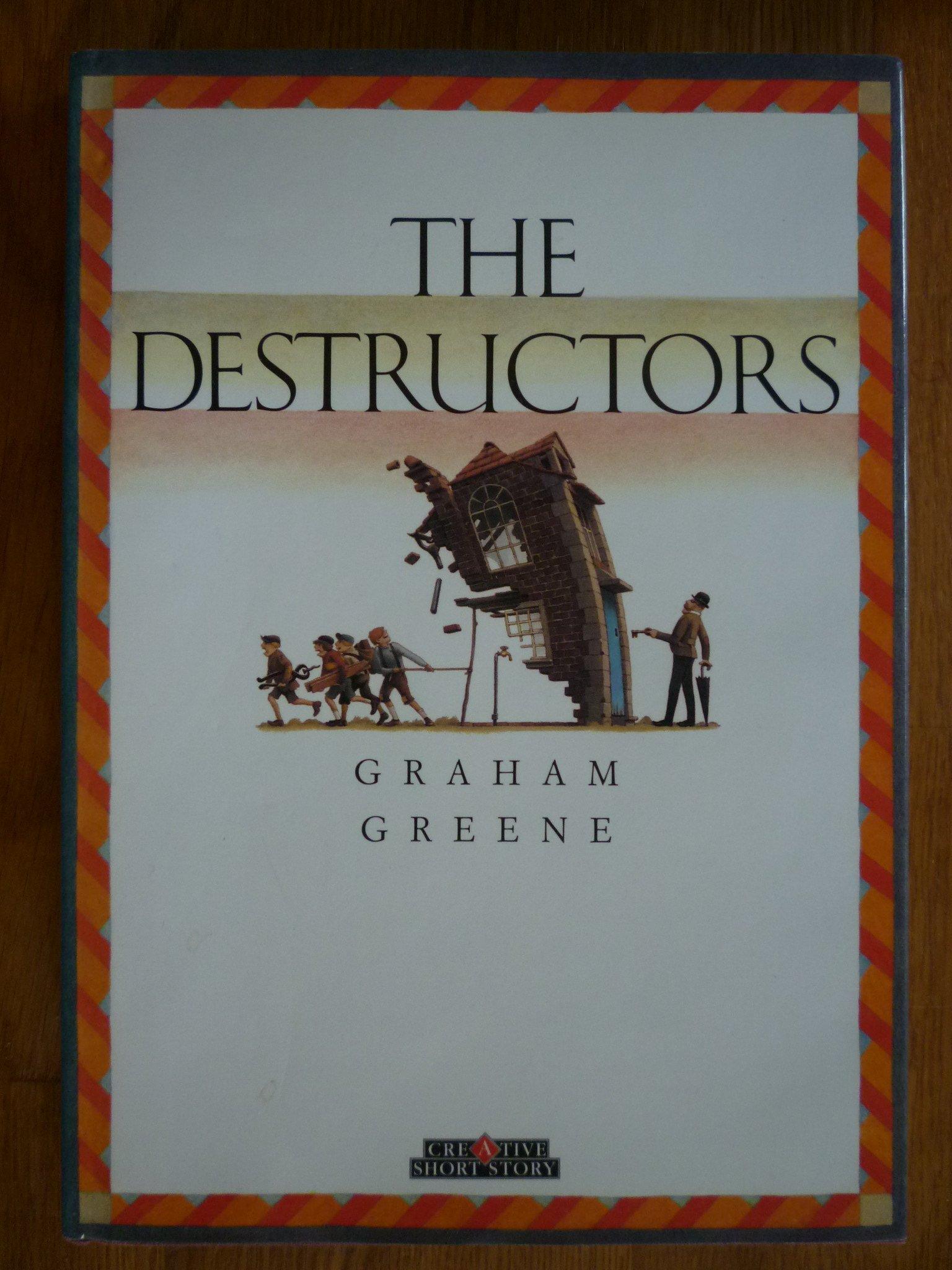 the destructors short story