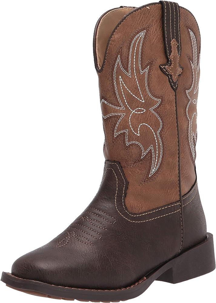 Children Western Kids Cowboy Boot