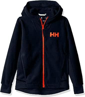 Helly Hansen Jr Reversible Pile Jacket Jacket Mixte enfant