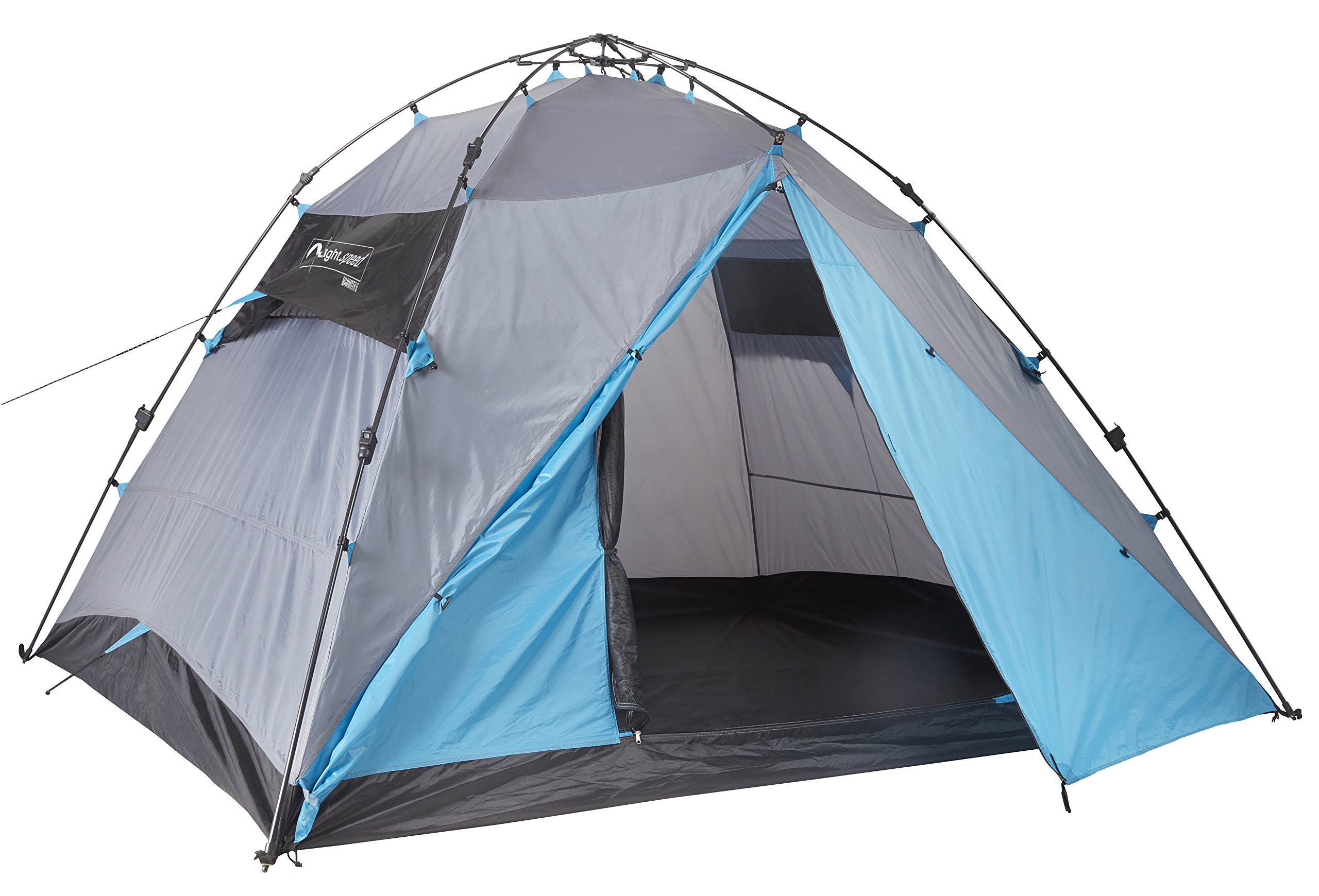 Lightspeed Outdoors Mammoth 6-Person Instant Set-Up Tent by Lightspeed Outdoors (Image #1)