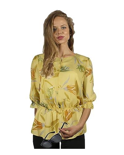 Miss Pepa Blusa Amarillo Pilut