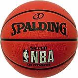 Spalding NBA Silver Logo Outdoor Basketball