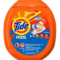 81-Count Tide PODS Original Scent Laundry Detergent Pacs