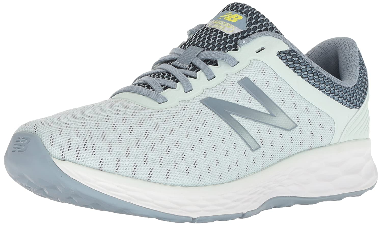 New Balance Women's Kaymin Trail v1 Fresh Foam Trail Running Shoe B075R7N556 7 B(M) US|Ocean Air