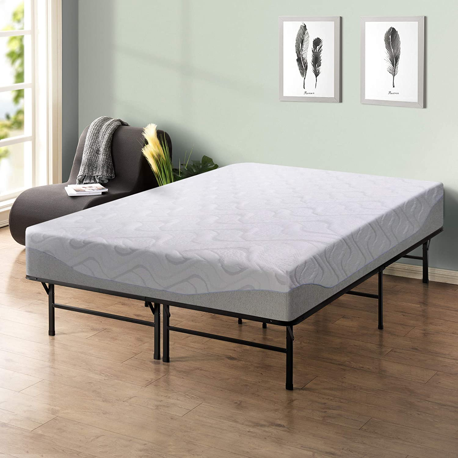 Amazon Com Best Price Mattress 11 Gel Infused Memory Foam