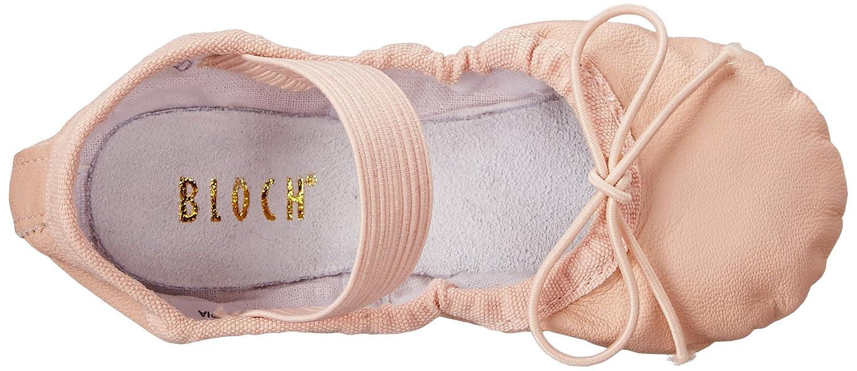 Bloch Dance Dansoft Ballet Slipper ,Pink,8.5 C US Toddler Toddler//Little Kid