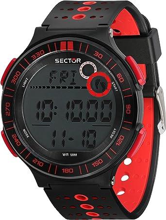 istruzioni orologio sector digitale