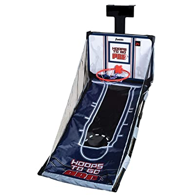 Franklin Sports Hoop to Go Basketball Set: Sports & Outdoors