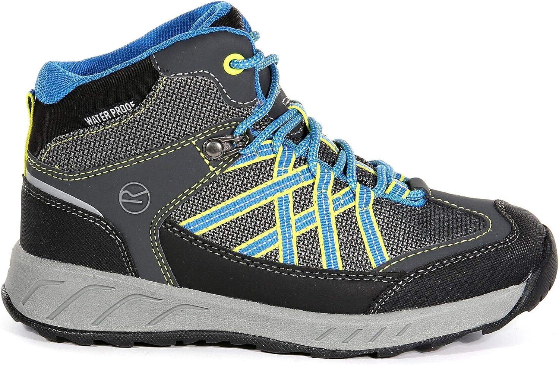 Regatta Unisex Kids Samaris Mid Jnr High Rise Hiking Boots