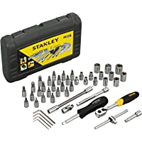 Stanley STMT72794-8-12 1/4 Drive Metric Socket Set (46-Pieces)