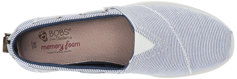 Skechers34485 - Chill Luxe Twillmuster - Streifendesign, Twillmuster Luxe Damen a8e142