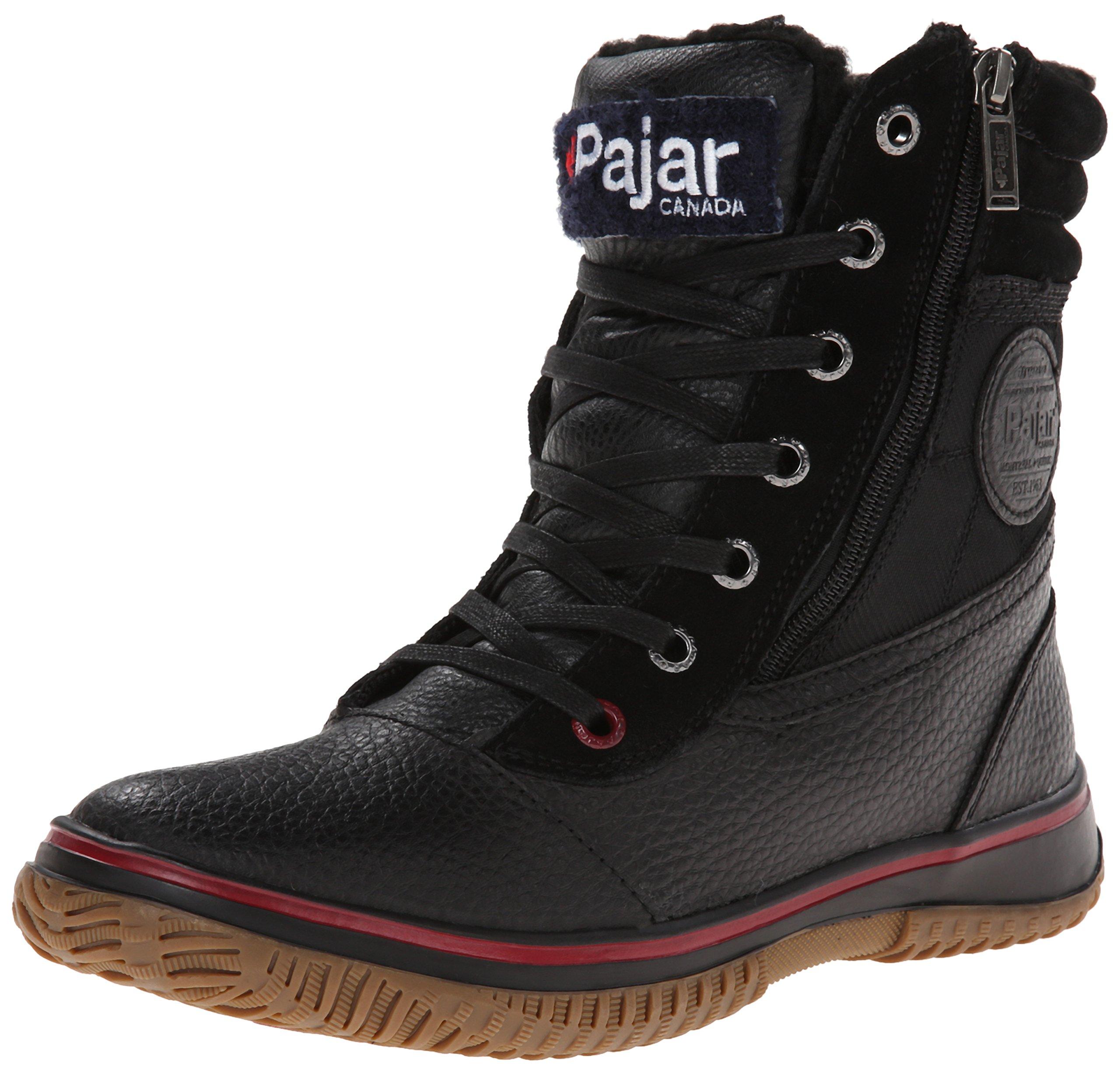 Pajar Men's Trooper Boot, Black, 43 EU/10 M US