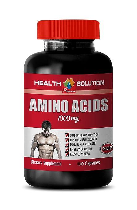 Amazon.com: pre Workout - Pastillas para hombre (ácidos de ...