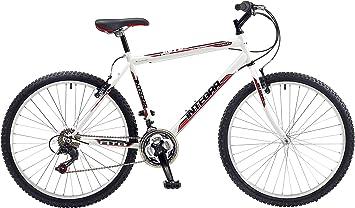 Integra Matrix - Bicicleta de montaña Enduro, Color Blanco, Talla 22 ...